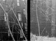 Wall with Windows, Lower East Side 1987; photo by Ai Weiwei